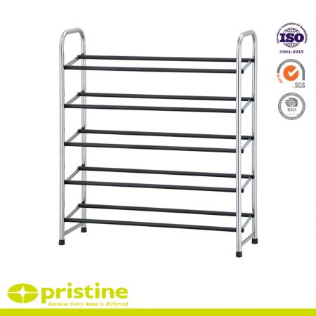 5-Tier Shoe Rack - 5 tier shoe rack