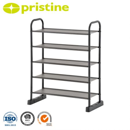 5 Tier PP Shoe Rack