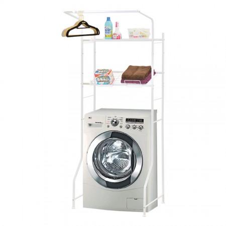 Étagère de rangement réglable en hauteur pour machine à laver - Étagère réglable. Rendre la zone de la machine à laver propre et bien rangée