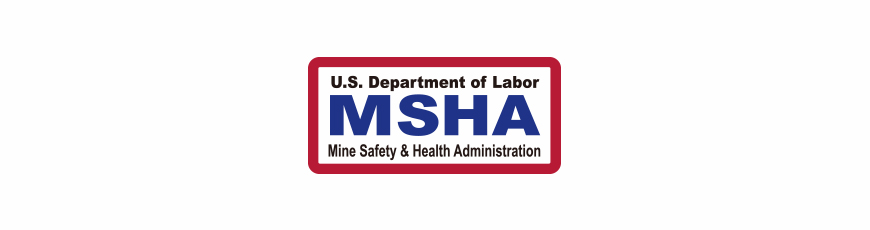 US certifications comply with mine safety laws and regulations