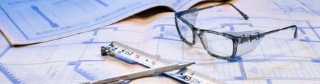 Optische Schutzbrillen - Sicherheitsoptik mit Seitenschutz