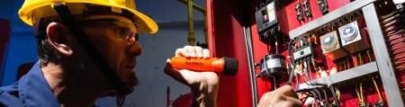 Industrielle Taschenlampe - Taschenlampen für Industrie