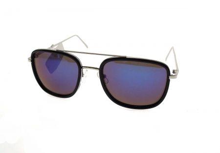 Metal unisex Sunglasses - Premium Square Metal Frame