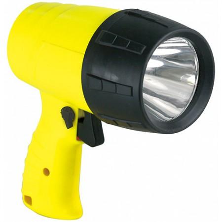 Pistol-Type Rechargeable Flashlight - Pistol-Type Rechargeable Flashlight