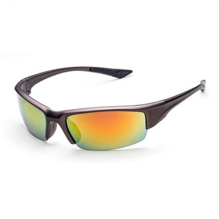 Halbrahmen Unisex Sportsonnenbrille - Unisex Sportsonnenbrille