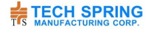 Tech Spring Manufacturing Corp. - TSI - A professional manufacturer for every variety of springs in Taiwan.