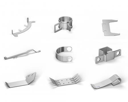 金屬沖壓件 - 金屬沖壓件