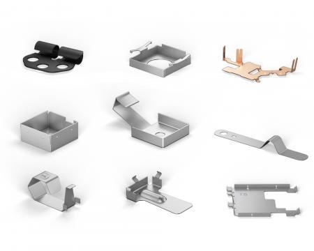 精密沖壓件和定制金屬沖壓件 - 精密沖壓件和定制金屬沖壓件