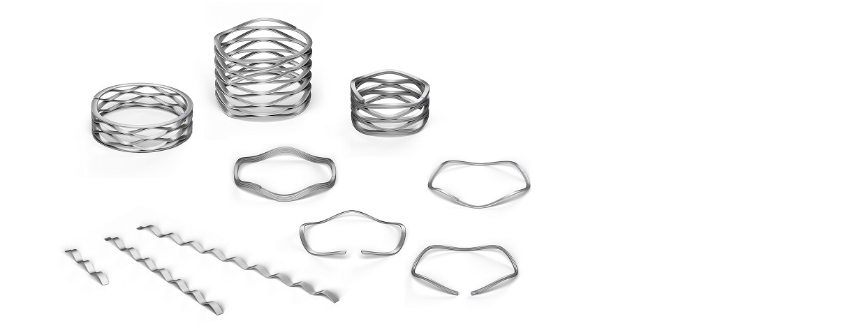 Available Custom Wave Springs