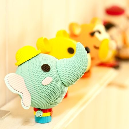 Corrugated Paper Toy Craft Kit