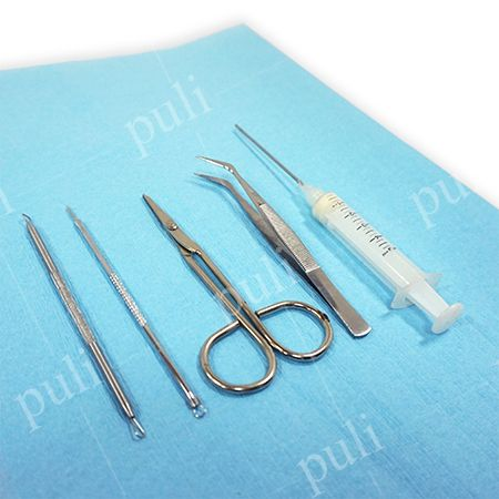 醫療器材滅菌用紙 - 縐紋滅菌紙 - 皺紋吸水紙