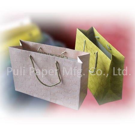 Φανταστικό χαρτί - Fancy Paper, Κατασκευαστής χαρτιού Totem