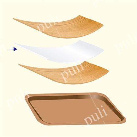 کاغذ روکش - تولید کننده کاغذ روکش دار
