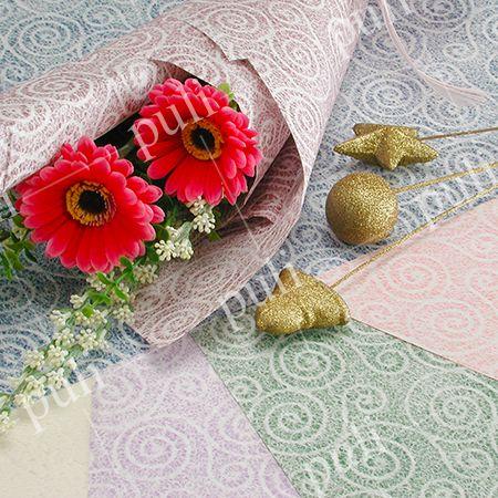 Papel de arte crepé - Fabricante de papel crepé