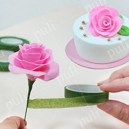 Ruban Floral - Usine de ruban à fleurs