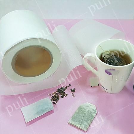 Papel de bolsa de té - Fabricante de papel para bolsitas de té