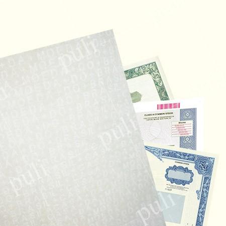 浮水印紙 - 浮水印紙