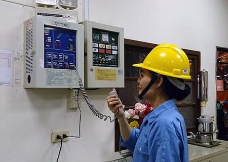 Formation sur la sécurité au travail