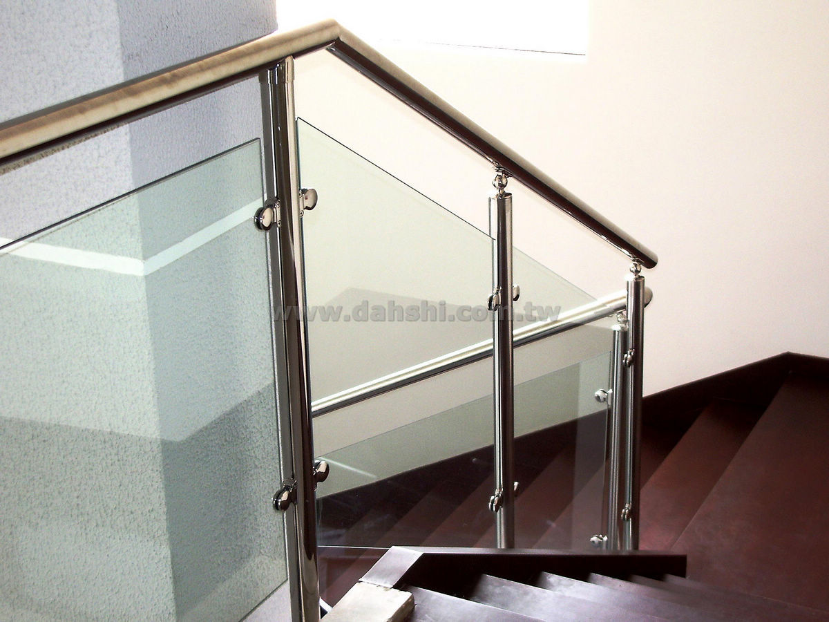 Handrail and Balusters Story for Auto Norte