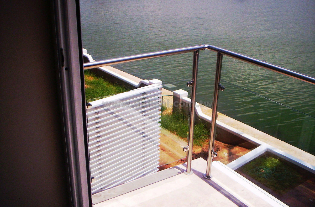 Handrail and Balusters Story for Chiarieri