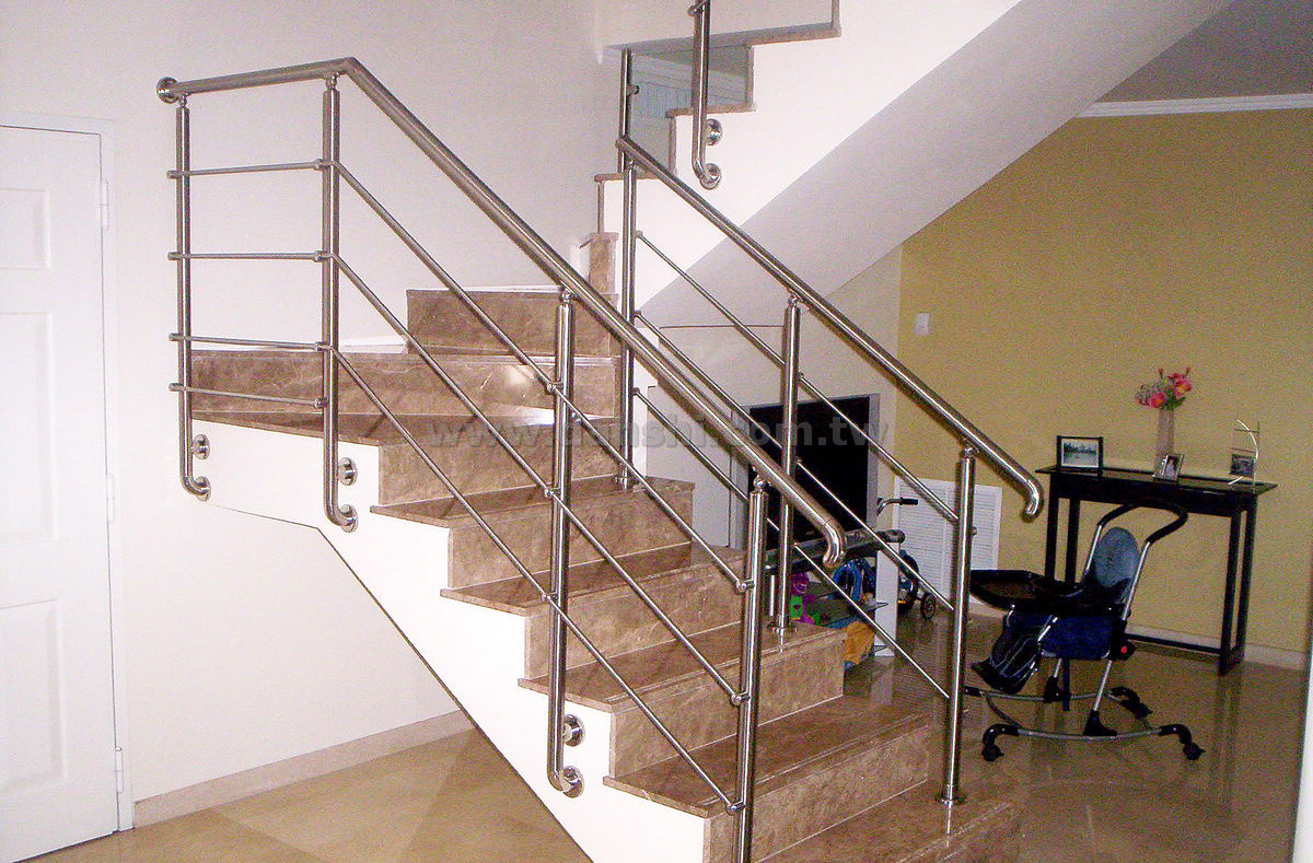 Handrail and Balusters Story for Ivelice Pineda