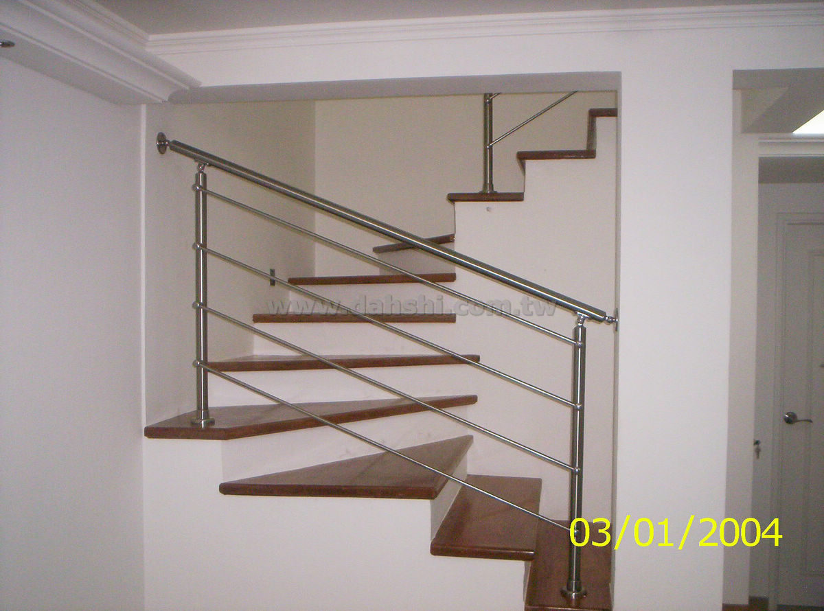 Handrail and Balusters Story for Massuco