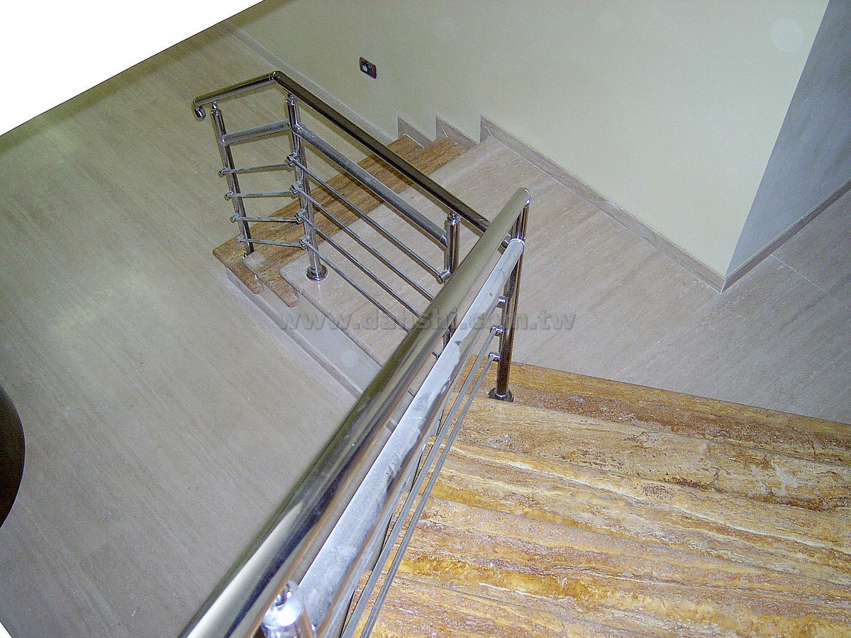 Handrail and Balusters Story for Nerio Fuecmayor
