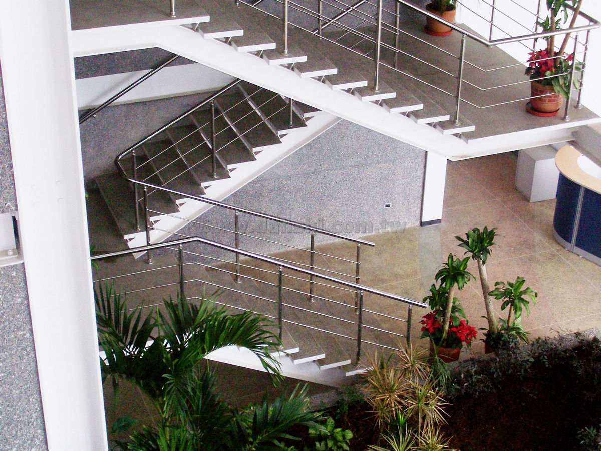 Handrail and Balusters Story for Seniat La Guair