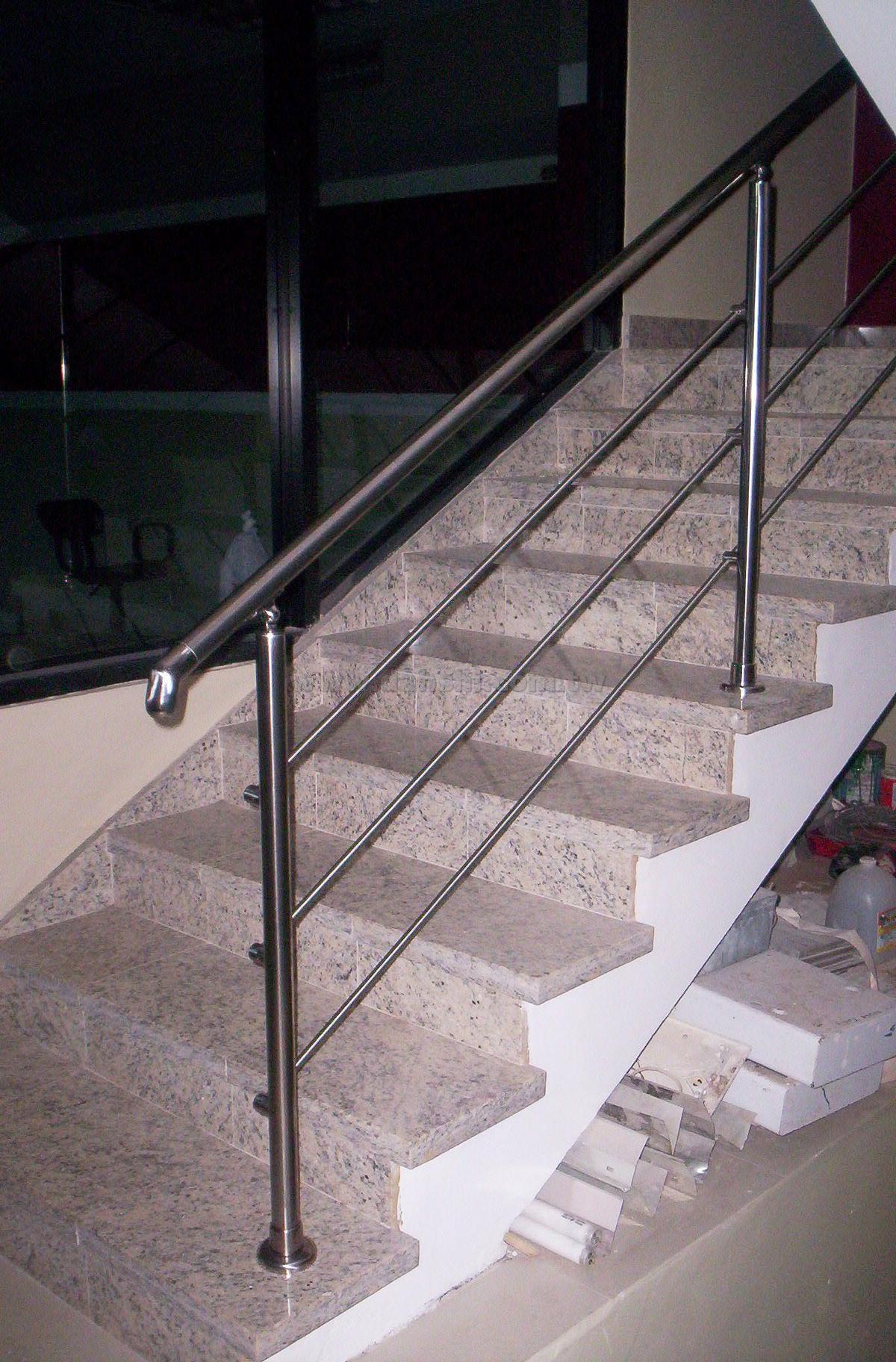 Handrail and Balusters Story for Universitas Seg