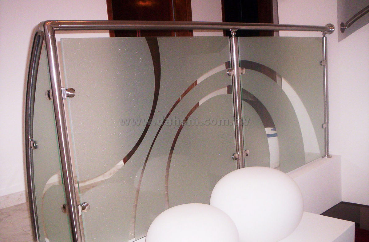 Handrail and Balusters Story for Varias Barandas