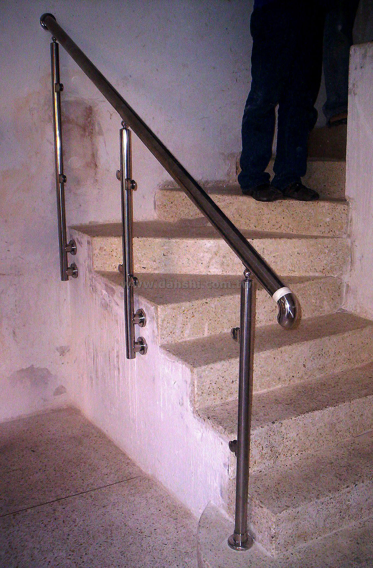 Handrail and Balusters Story for Alba Finol