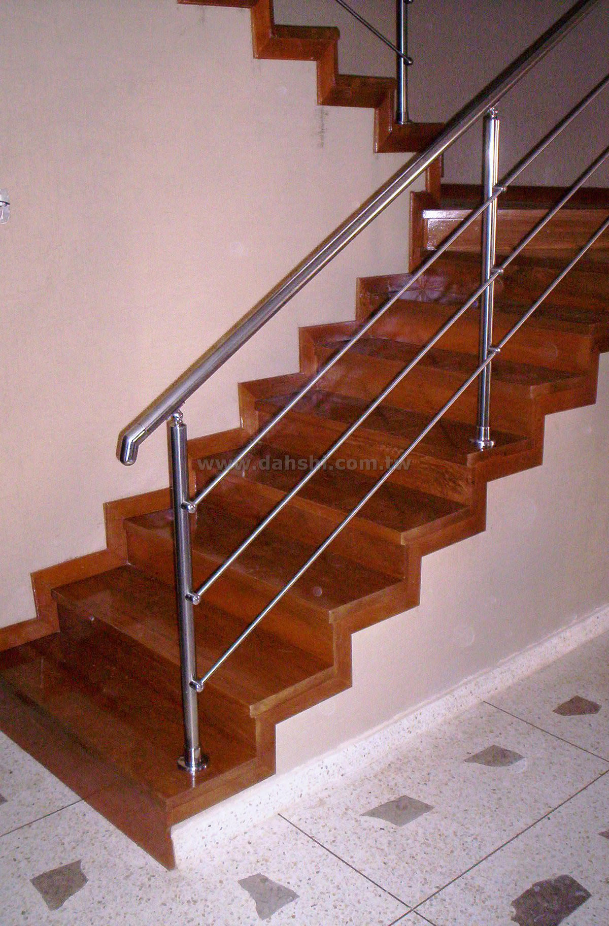 Handrail and Balusters Story for Angel Urdaneta