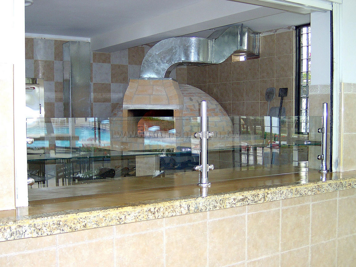 Handrail and Balusters Story for Casa Italia