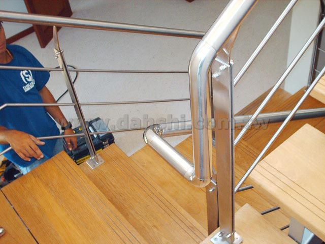 Handrail and Balusters Story for Malanga