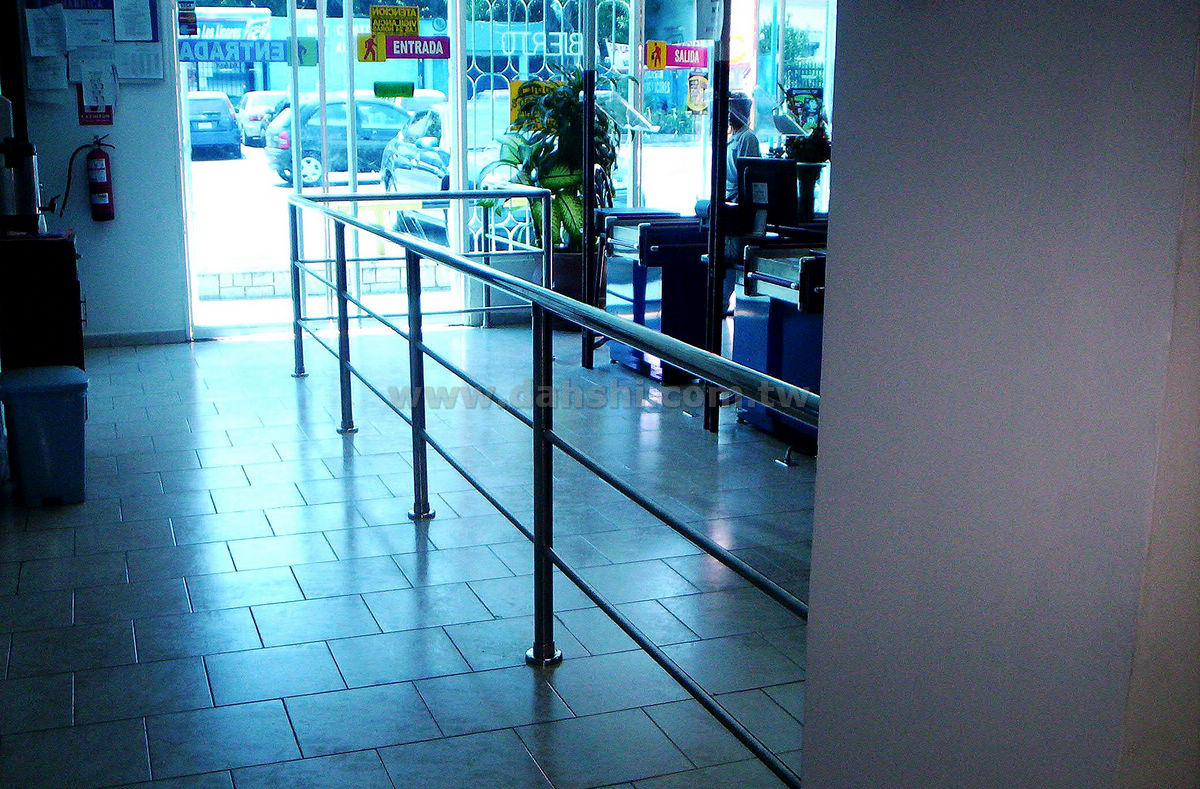 Handrail and Balusters Story for Nebabrica