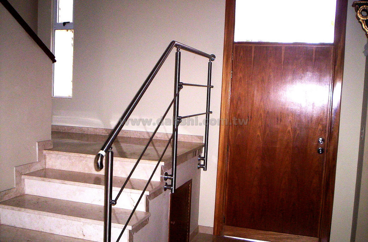 Handrail and Balusters Story for OTR