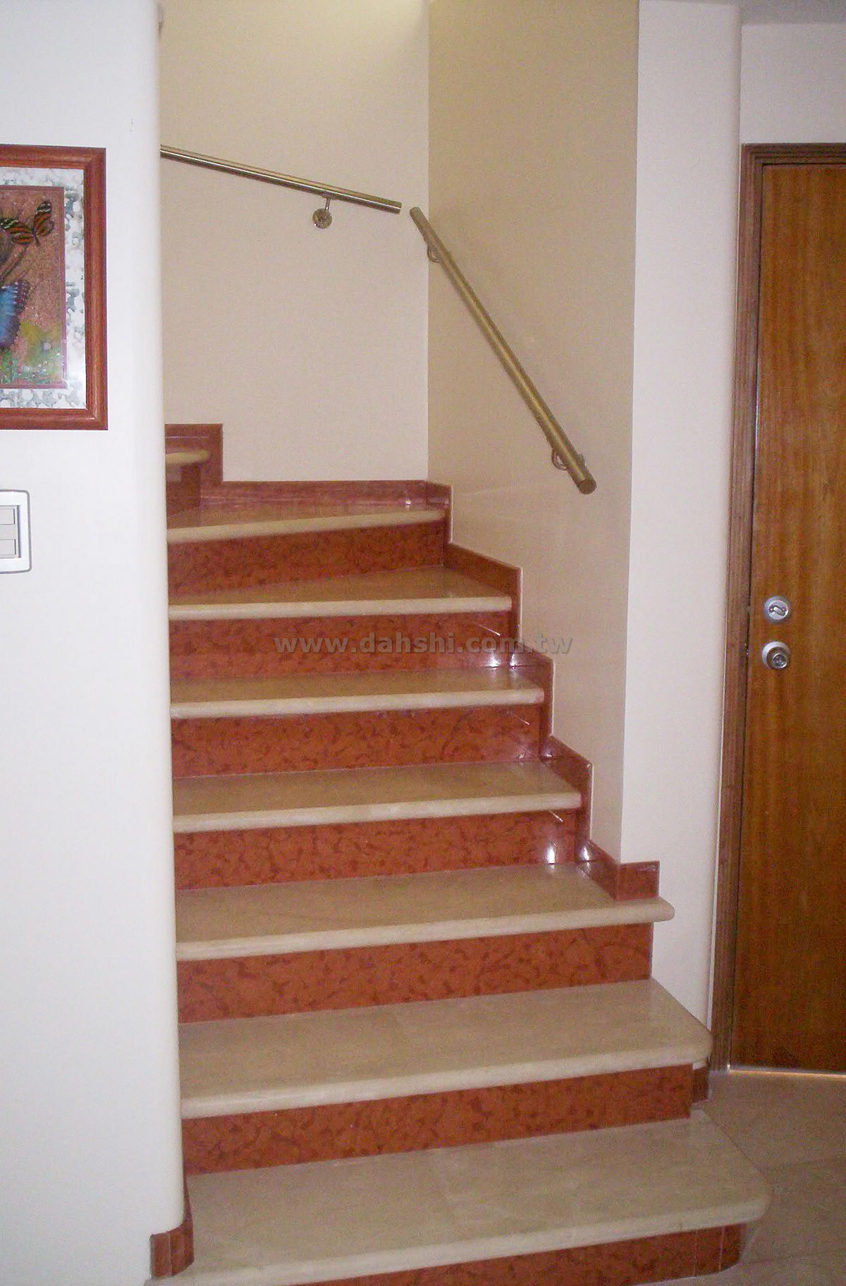 Handrail and Balusters Story for Sandra Mora