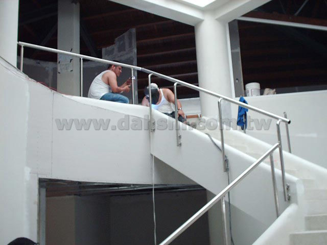Handrail and Balusters Story for Seniat Vigia