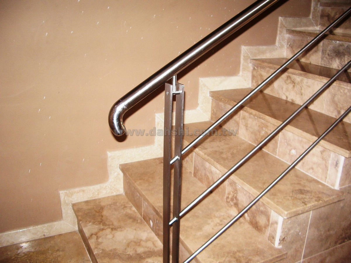 Handrail and Balusters Story for Vendemos