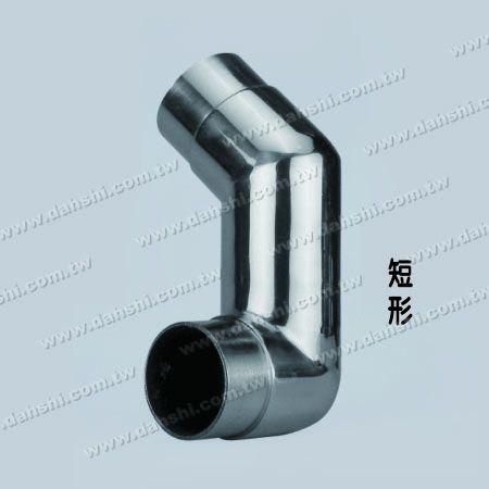 الفولاذ المقاوم للصدأ جولة أنبوب الداخلية درج الزاوية وصلة طول اضافية - زاوية يمكن أن تكون مخصصة - الفولاذ المقاوم للصدأ جولة أنبوب الداخلية درج الزاوية وصلة طول اضافية - زاوية يمكن أن تكون مخصصة