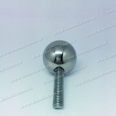 Stainless Steel Ball without Pipe Cover