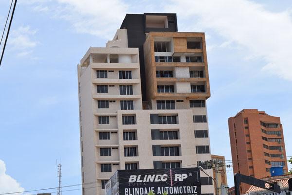 वेनेजुएला बिल्डिंग प्रोजेक्ट में