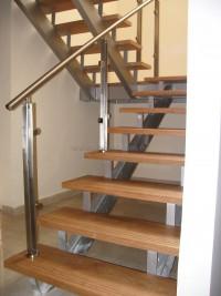 Luis Roldan - Handrail and Balusters Story for Luis Roldan
