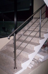 Universitas Seg - Handrail and Balusters Story for Universitas Seg