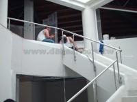Seniat Vigia - Handrail and Balusters Story for Seniat Vigia