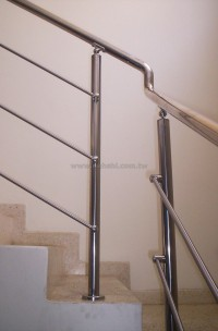 Xiomara Montiel - Handrail and Balusters Story for Xiomara Montiel