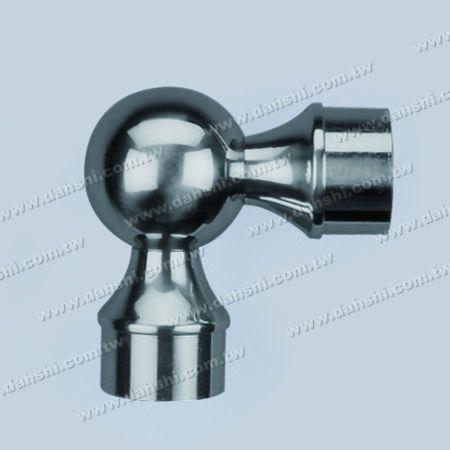 不銹鋼圓管套外90度彎頭 - 球型 - 不銹鋼圓管套外90度彎頭 - 球型