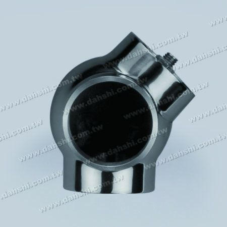 Paslanmaz Çelik Yuvarlak Boru Dış 135degree 3 Yollu Bağlayıcı Top Tipi - Döküm Made - Paslanmaz Çelik Yuvarlak Boru Dış 135degree 3 Yollu Bağlayıcı Top Tipi - Döküm Made