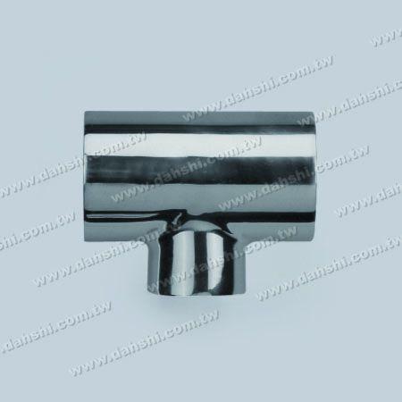 Paslanmaz Çelik Yuvarlak Boru İç T Konnektör - Paslanmaz Çelik Yuvarlak Boru İç T Konnektör
