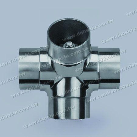 Внутренний соединитель 135degree из нержавеющей стали 4-контактный выход - Внутренний соединитель 135degree из нержавеющей стали 4-контактный выход